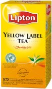 Te Lipton Yellow Label  25/fp