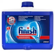 Maskindiskrengöring Finish Dual Action 250ml