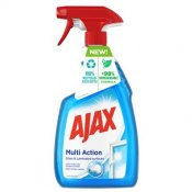 Fönsterputs Ajax Trippel Action spray 750ml