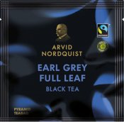Te AN Earl grey. Black tea 40/