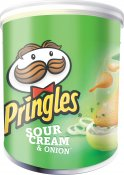 Pringles Sour cream & onion 40