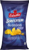 Chips Sour&Onion Estrella 175g