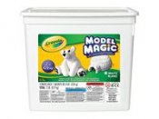 Modellera CRAYOLA Magic 900g vit