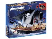 Piratskepp Playmobil