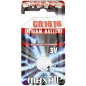 Maxell CR1616 BLISTER 1PC
