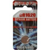 Maxell CR1620 BLISTER 1PC