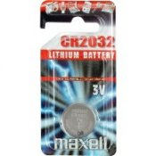Maxell CR2032 BLISTER 1PC