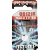 Maxell CR1216 BLISTER 1PC
