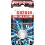 Maxell CR2016 BLISTER 1PC