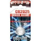 Maxell CR2025 BLISTER 1PC