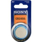 Sony CR2450 BLISTER 1PC